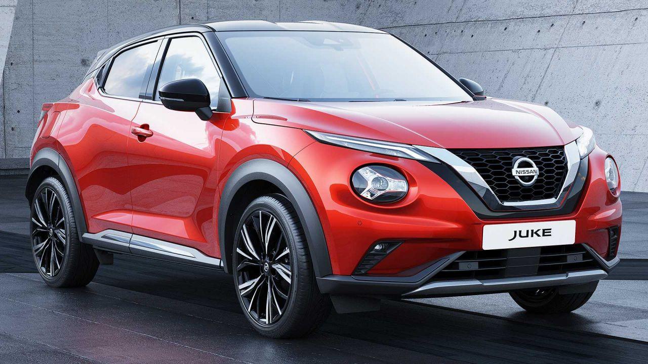 İşte 2020 Nissan Juke yeni tasarımı! - Page 1