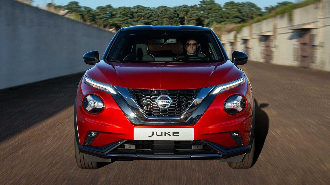 İşte 2020 Nissan Juke yeni tasarımı! - Page 2