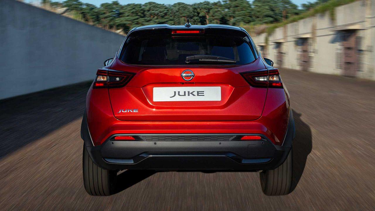 İşte 2020 Nissan Juke yeni tasarımı! - Page 4