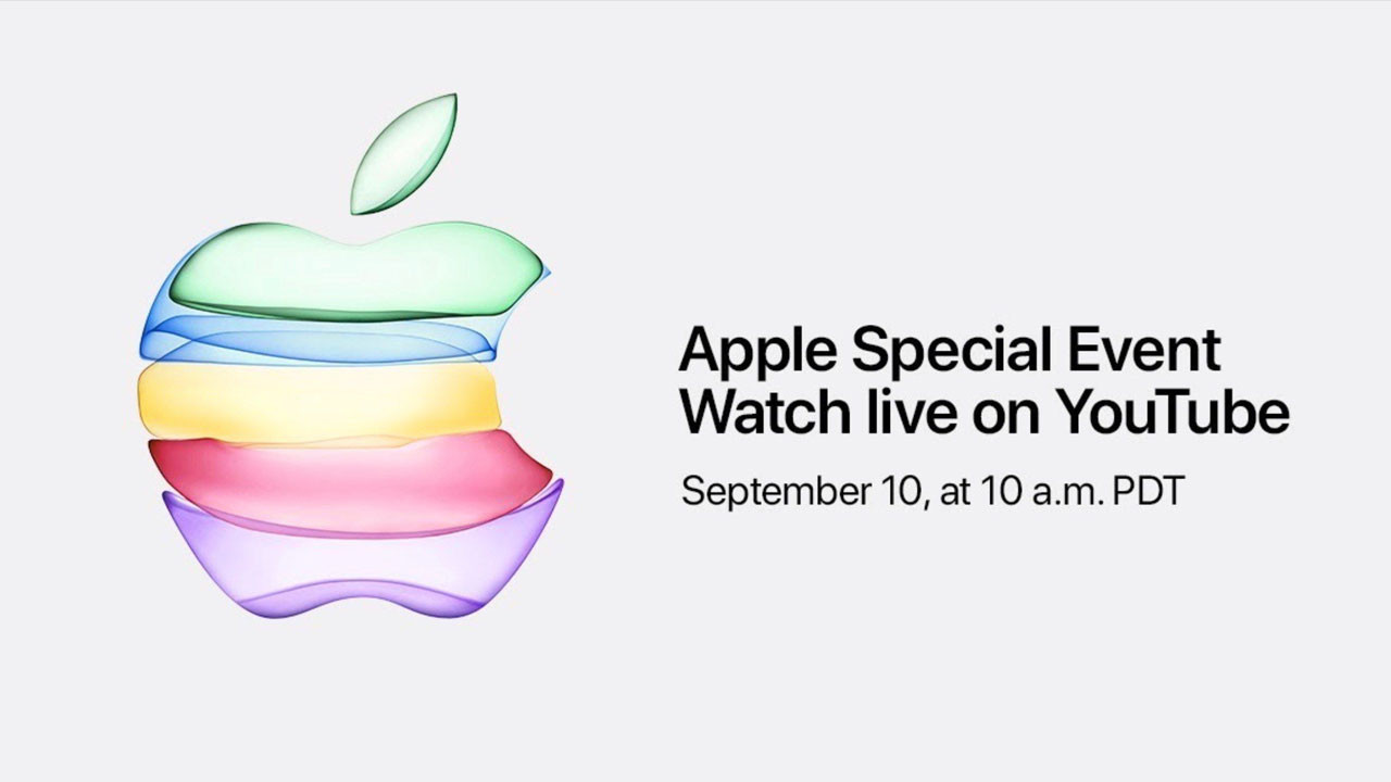 Apple iPhone 11 etkinliğini YouTube üzerinden yayınlayacak!