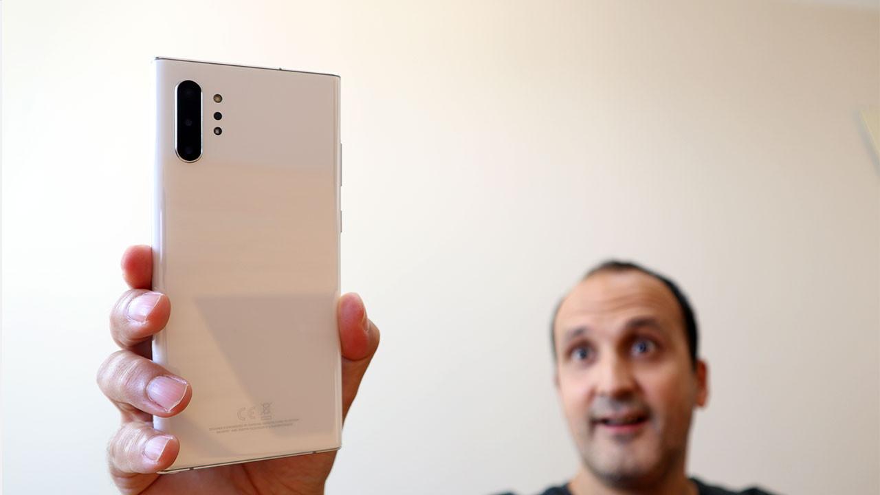 Samsung Galaxy Note 10 Plus kamerası nasıl? (video)