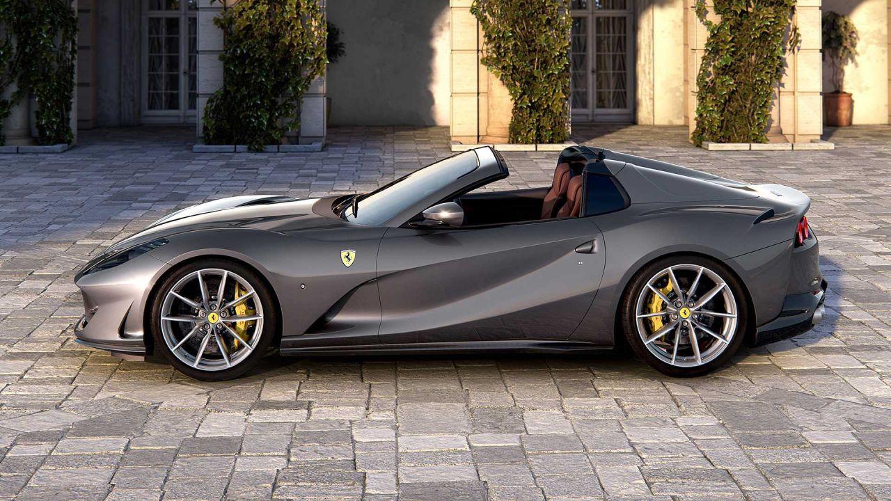 Tam 800 beygir: İşte yeni Ferrari 812 GTS! - Page 4