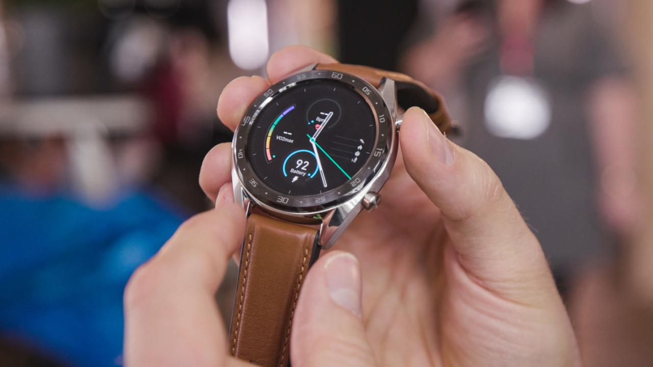 Apple Watch'a yeni rakip: Huawei Watch GT 2
