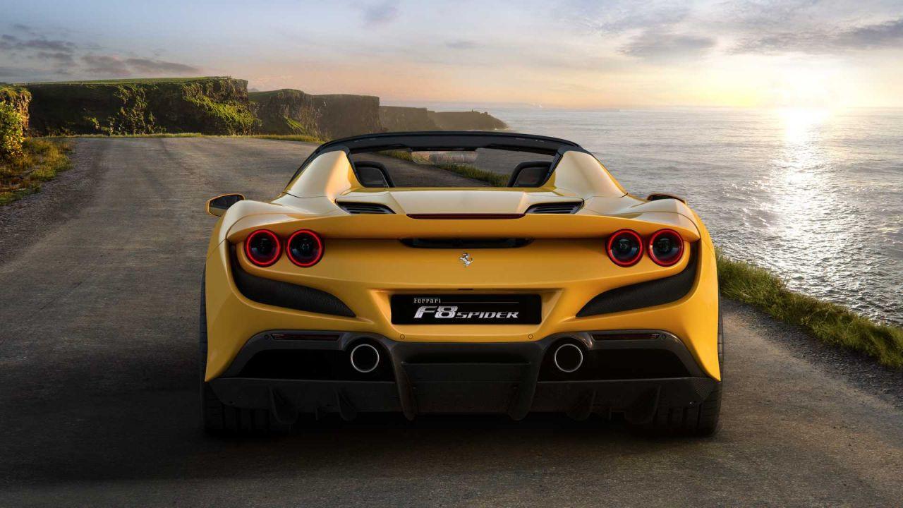 2020 Ferrari F8 Spider hakkında her şey! - Page 2