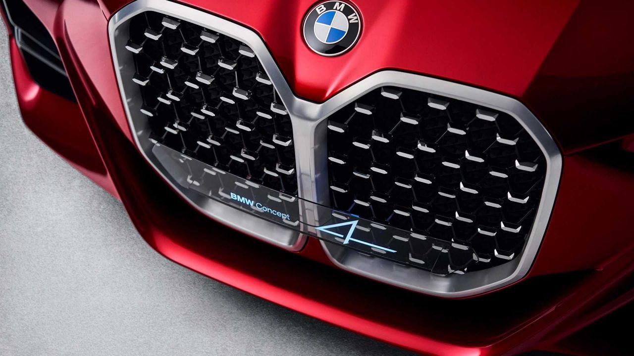 BMW Concept 4 tanıtıldı! (Video) - Page 2