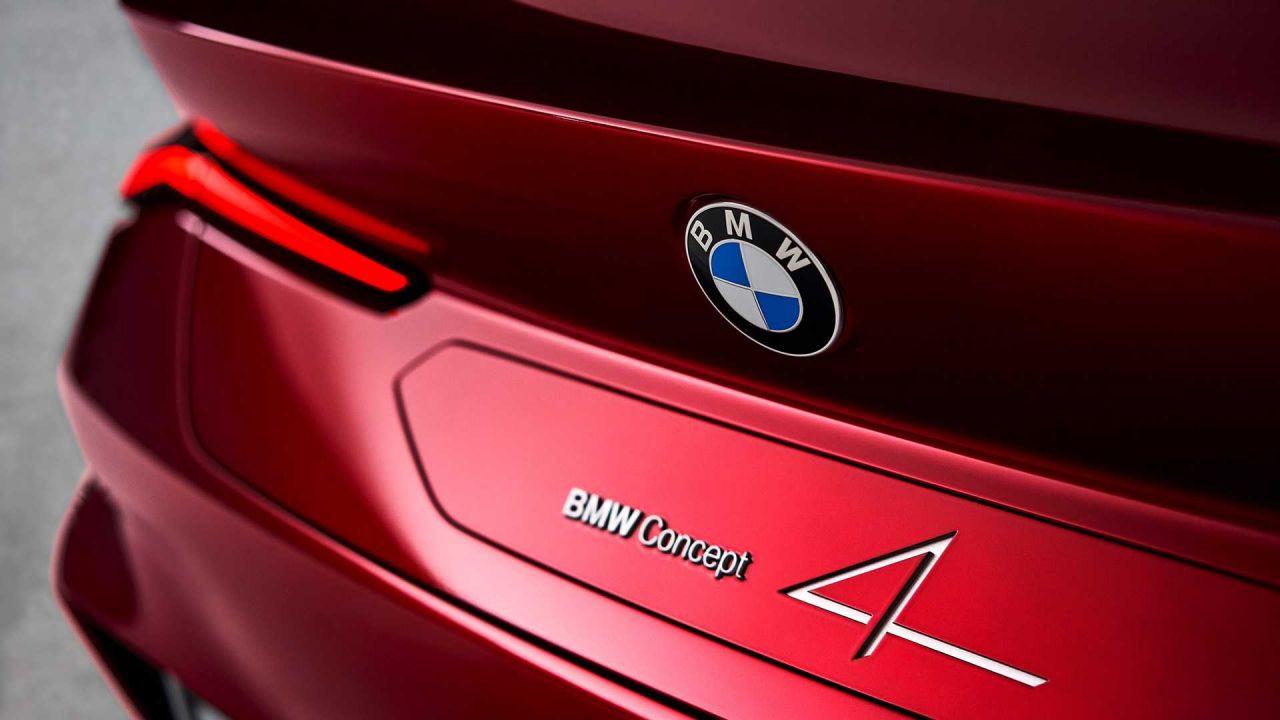 BMW Concept 4 tanıtıldı! (Video) - Page 1