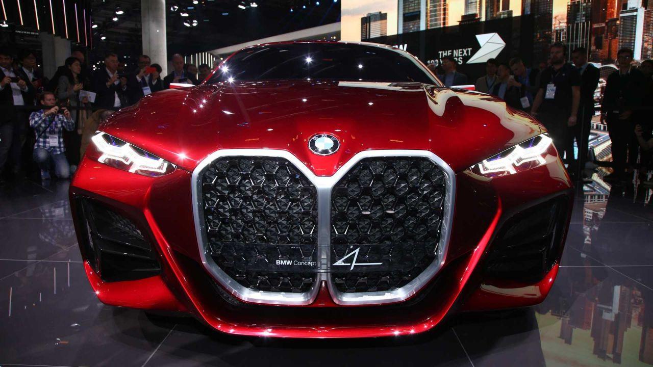 BMW Concept 4 tanıtıldı! (Video) - Page 3