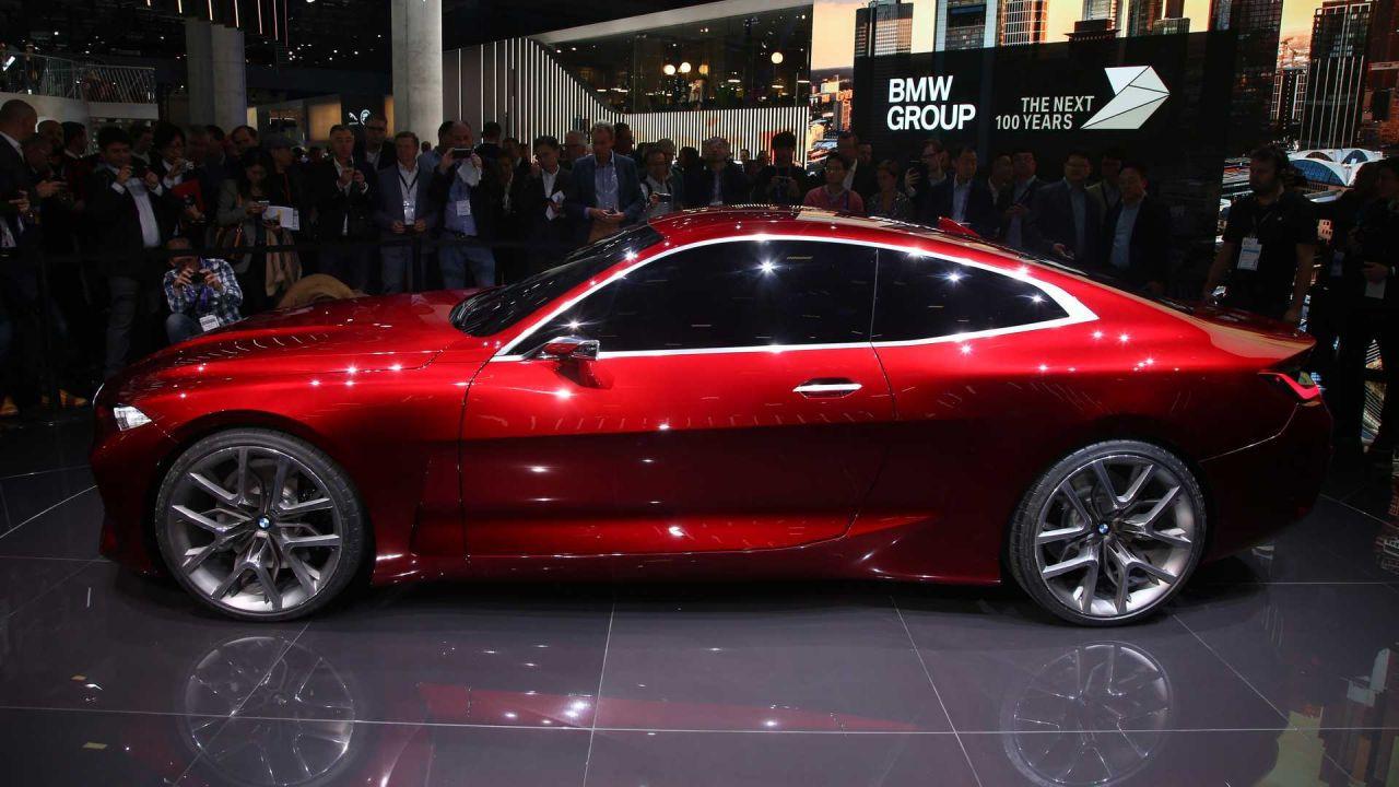 BMW Concept 4 tanıtıldı! (Video) - Page 4