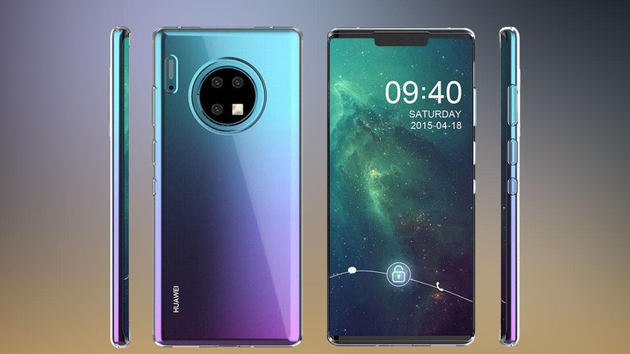 Huawei Mate 30 ailesinden kötü haber geldi (video)