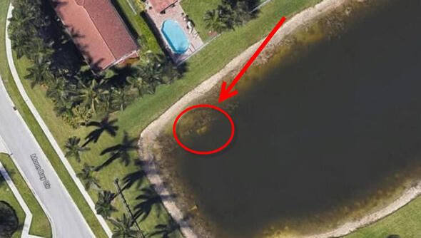 Google Earth 22 yıllık sırrı ortaya çıkardı! - Page 2