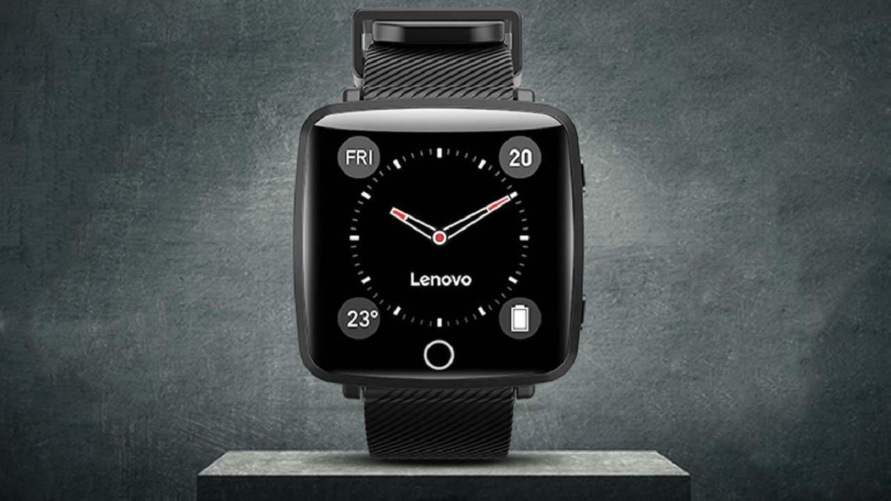 Lenovo uygun fiyatlı akıllı saatini duyurdu!
