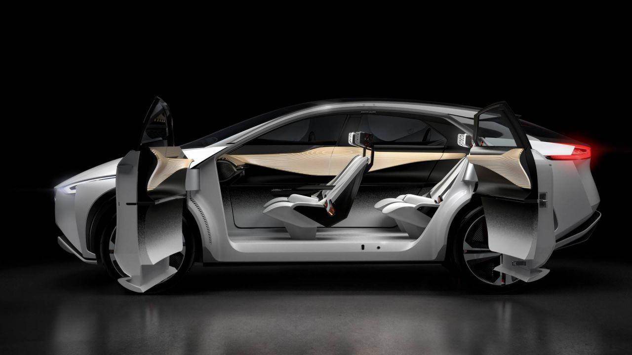 Nissan elektrikli SUV modelini tanıttı! - Page 2