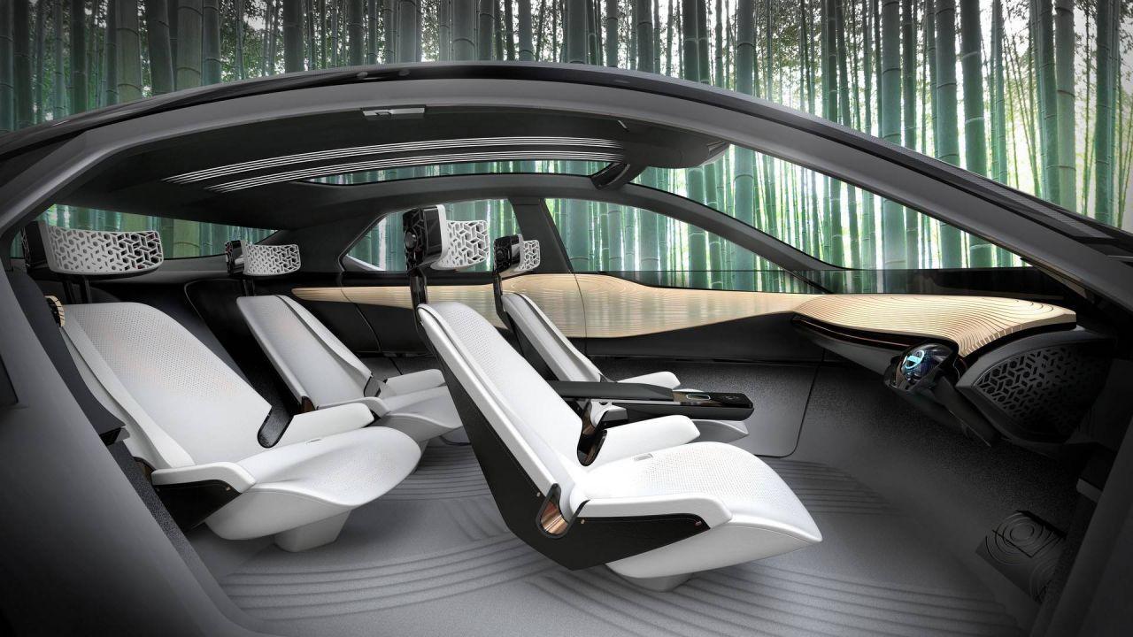 Nissan elektrikli SUV modelini tanıttı! - Page 3