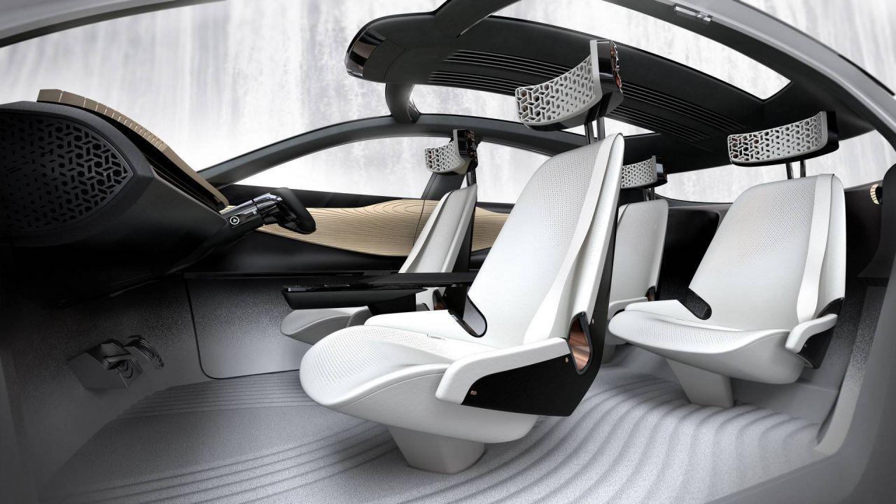 Nissan elektrikli SUV modelini tanıttı! - Page 4