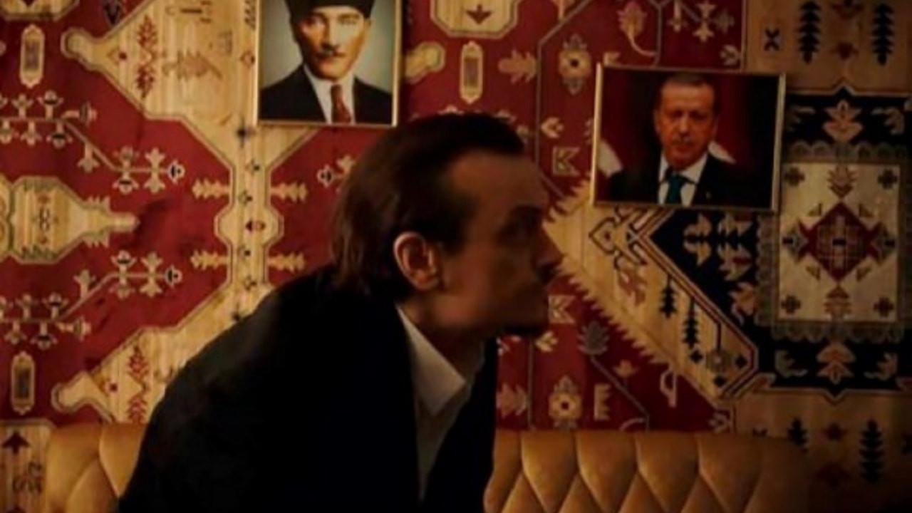 Netflix dizisindeki Atatürk detayı sosyal medyada tepki çekti!
