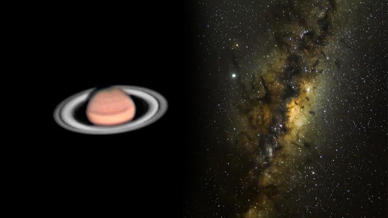 NASA paylaştı! İşte Satürn'ün en net fotoğrafı!