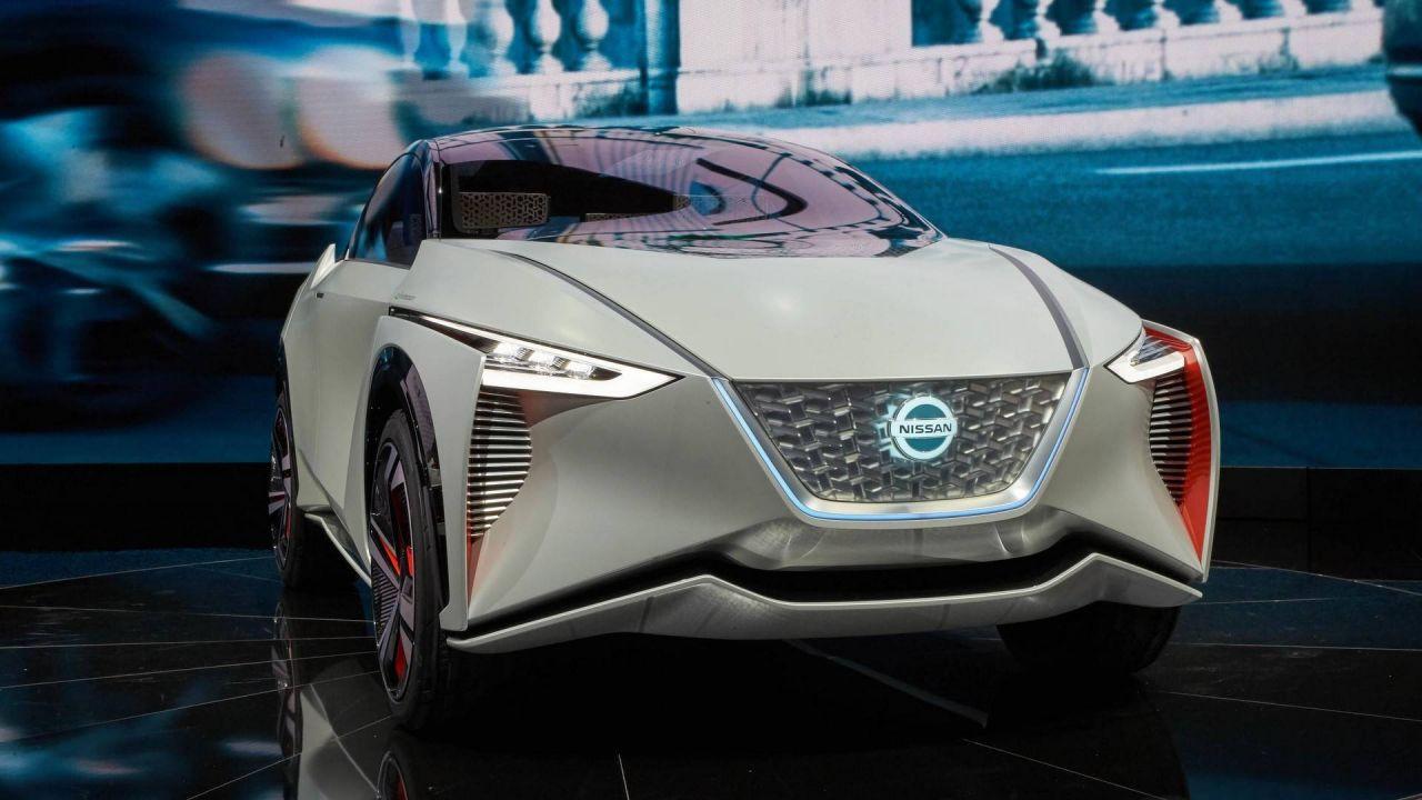 Nissan elektrikli SUV modelini tanıttı! - Page 1