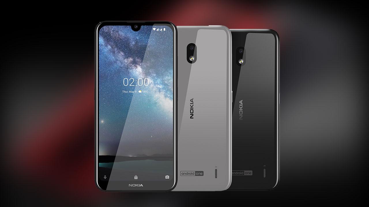 Nokia 2.2 Türkiye'de satışa sunuluyor