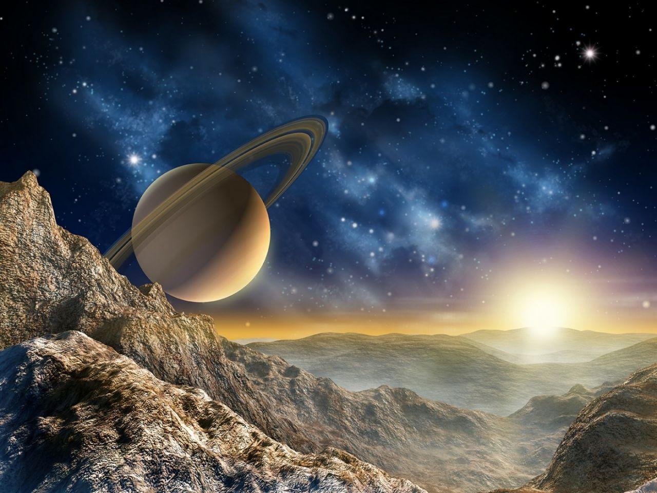 Satürn gezegeni hakkında 15 İnanılmaz gerçek! - Page 4