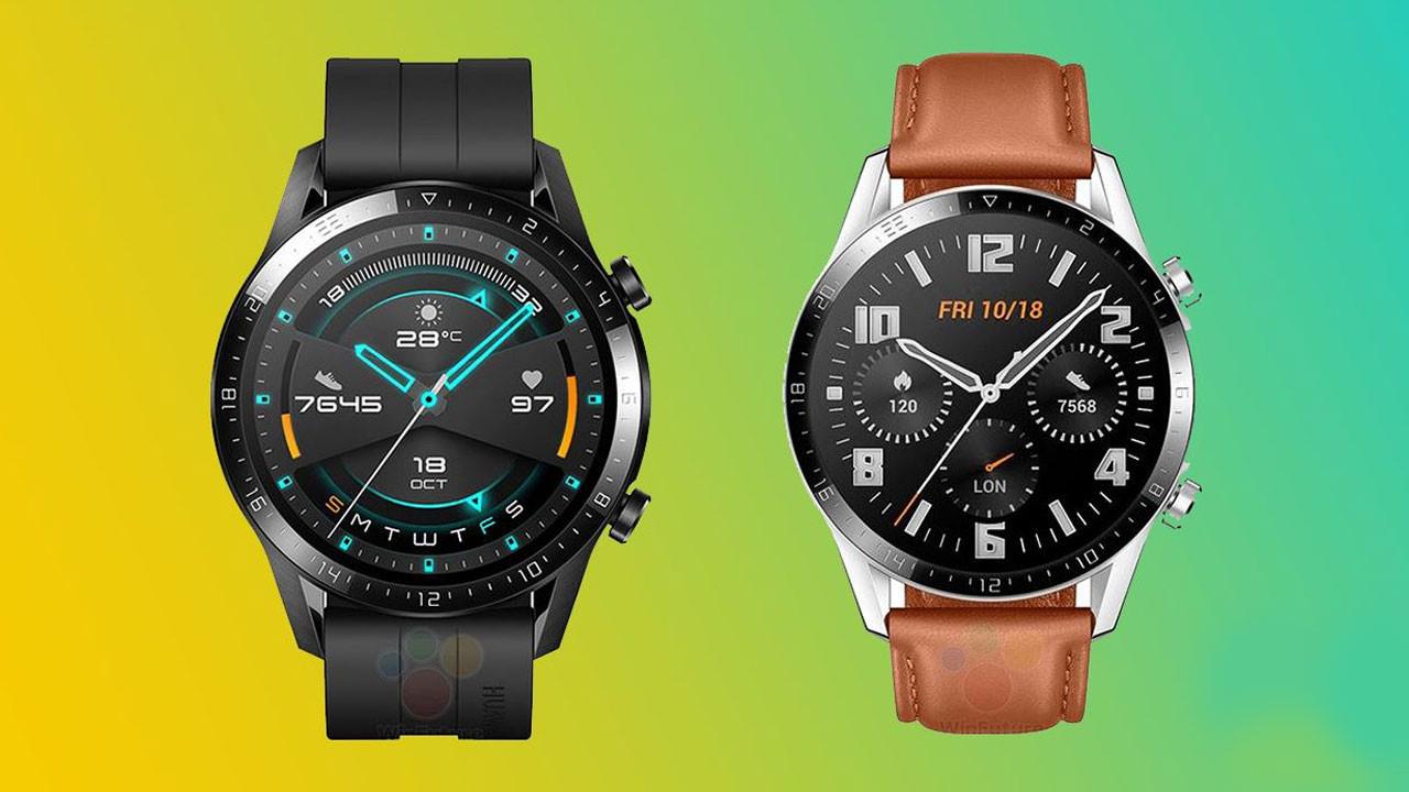 Huawei Watch GT 2 tanıtım videosu sızdı