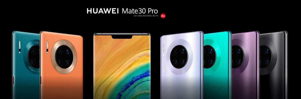 Huawei Mate 30 Pro tanıtıldı! İşte hakkında her şey! - Page 1