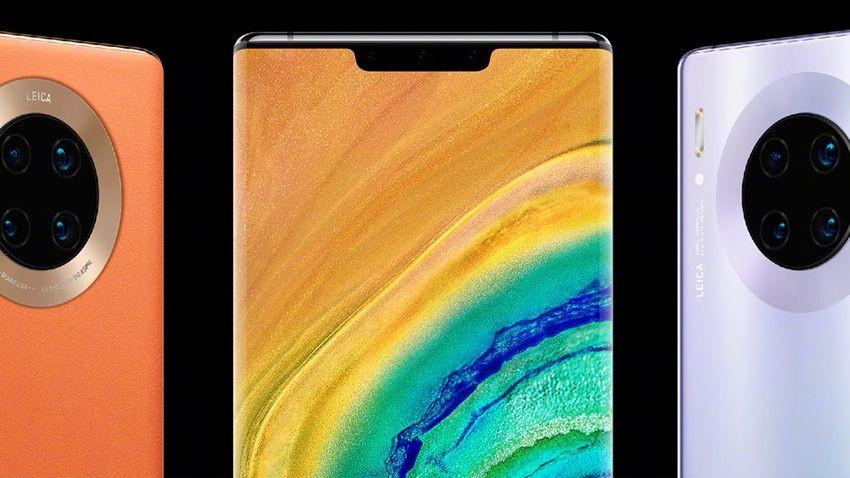 Huawei Mate 30 Pro tanıtıldı! İşte hakkında her şey! - Page 4
