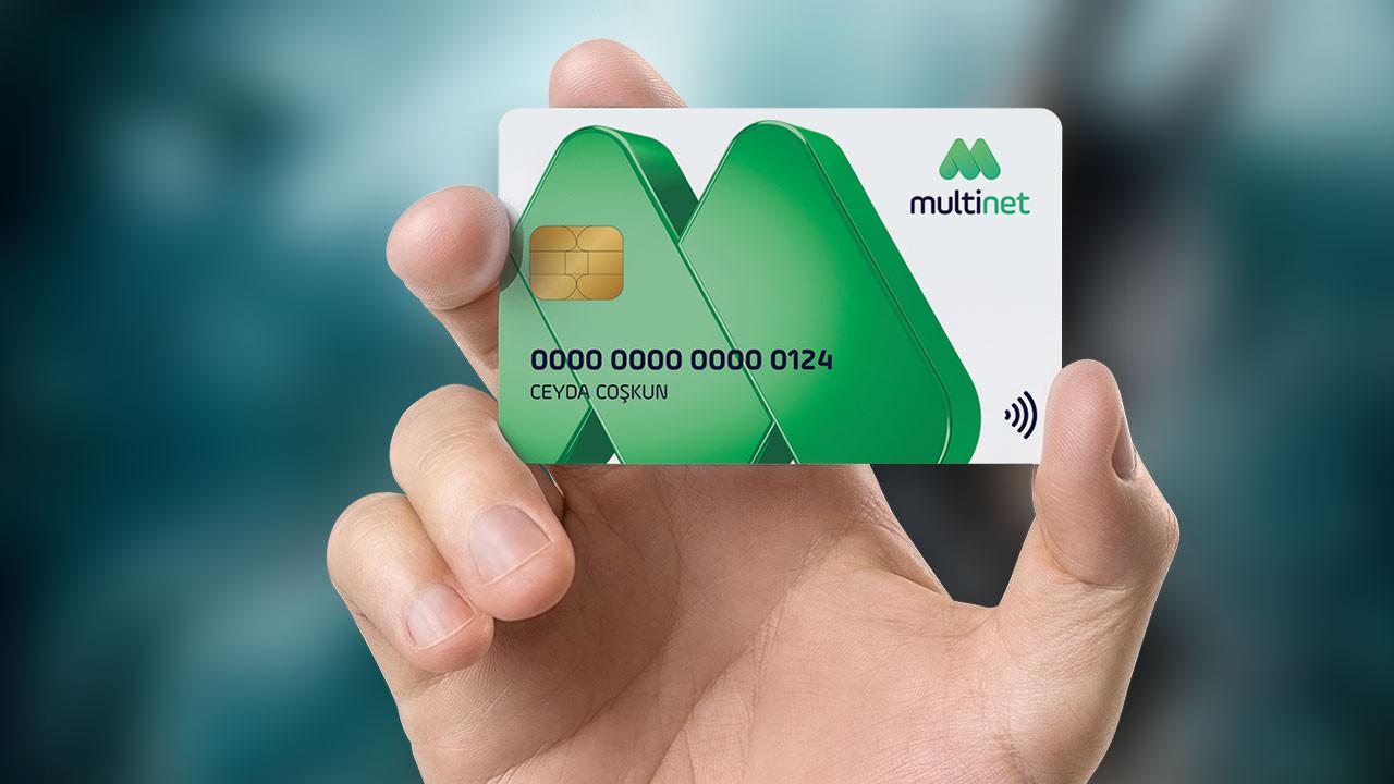 Multinet Upyemek kartından fintech şirketine dönüştü