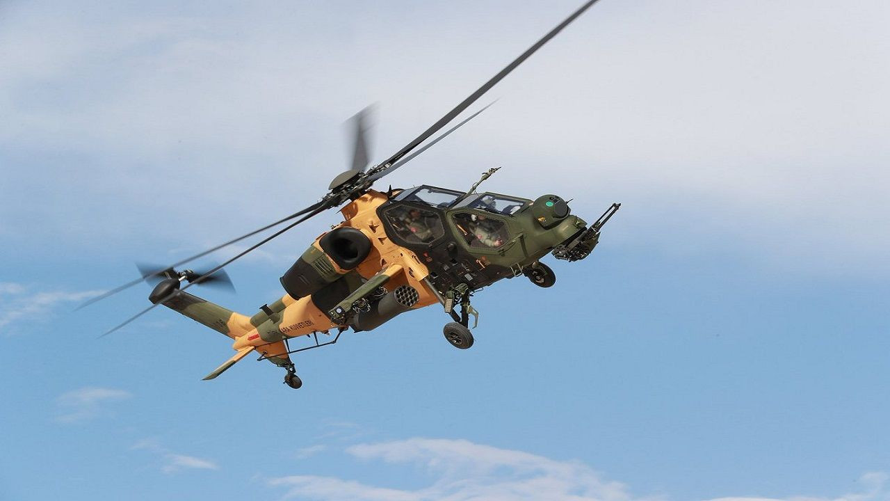 Atak helikopteri mobil oyun oluyor! - Page 1