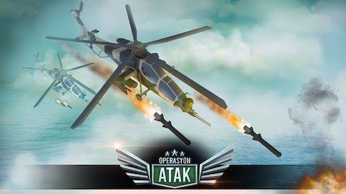 Atak helikopteri mobil oyun oluyor! - Page 3
