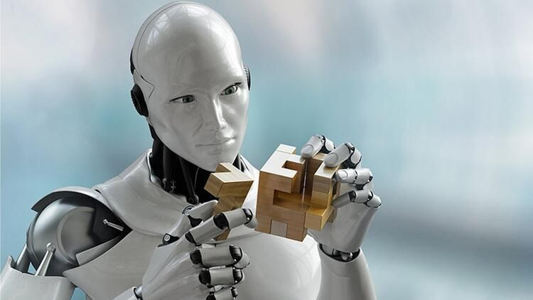 İşte dünyanın en gelişmiş robotları! - Page 1