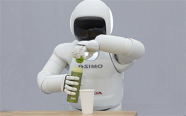 İşte dünyanın en gelişmiş robotları! - Page 4