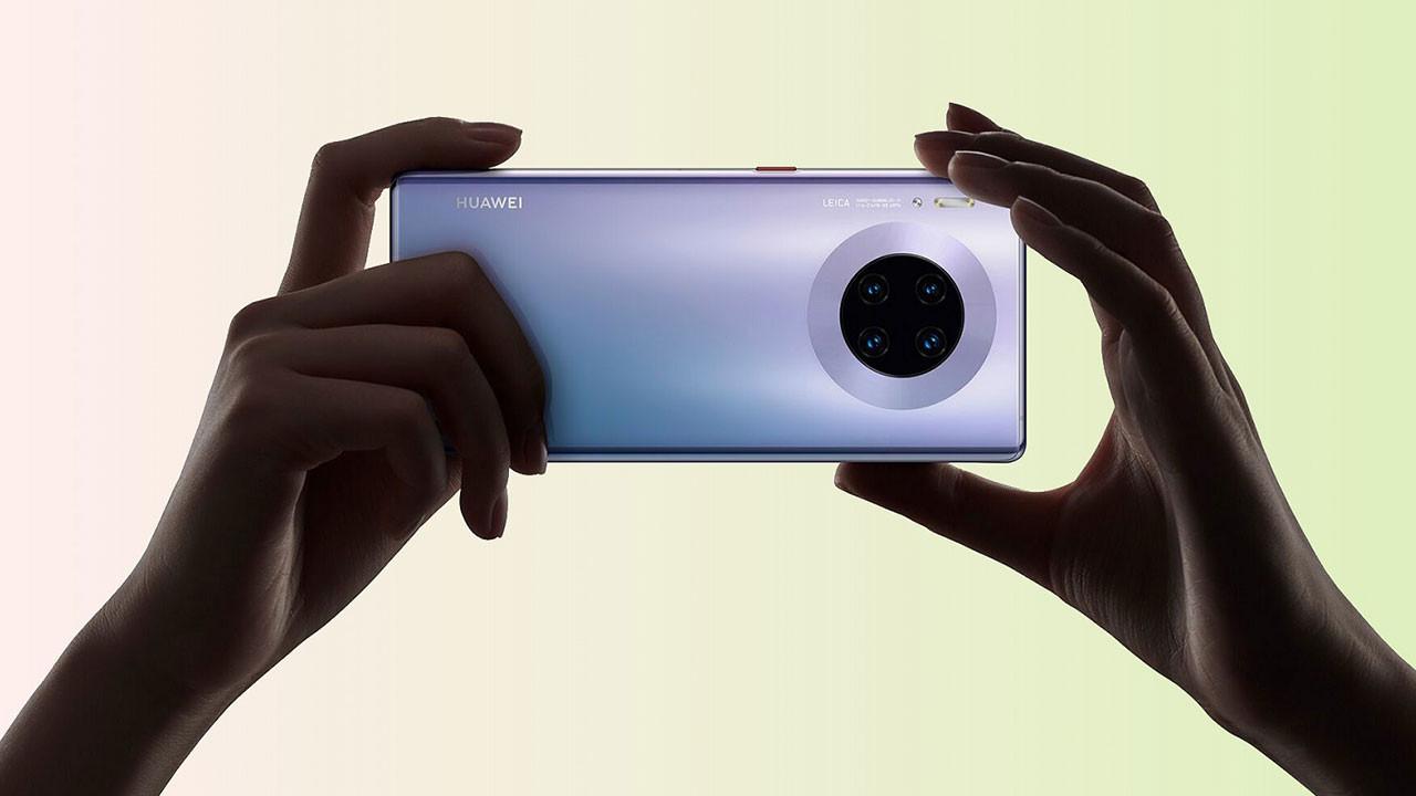 Huawei Mate 30 Pro'nun AnTuTu puanı belli oldu