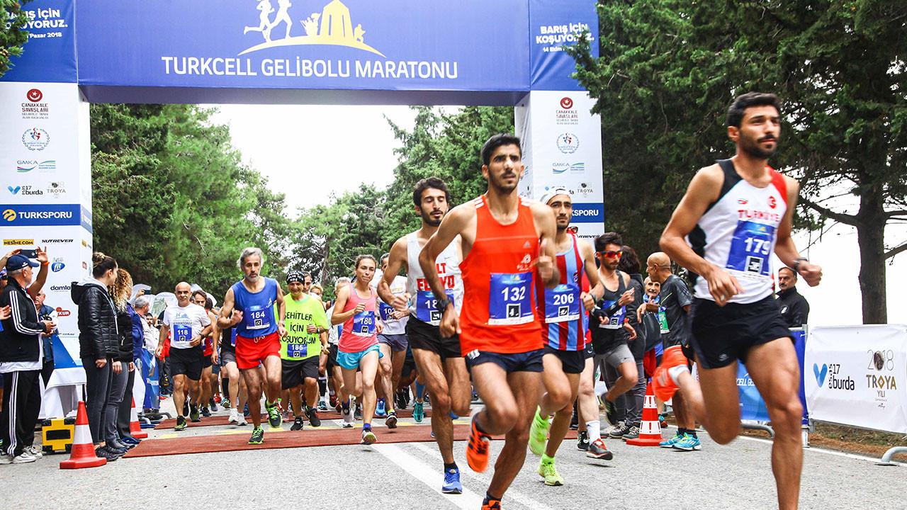Turkcell Gelibolu Maratonu'nda her katılımcı için fidan dikilecek