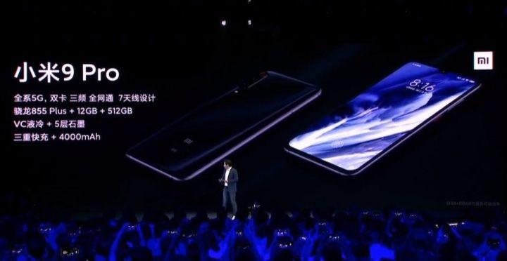 Xiaomi Mi 9 Pro fotoğrafları! - Page 1
