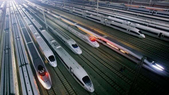 İşte dünyanın en hızlı 10 treni! - Page 1