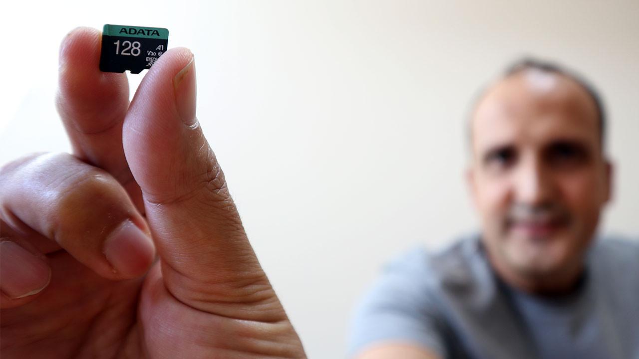 ADATA Premier Pro microSDXC inceleme (video)