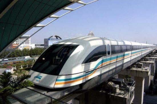 İşte dünyanın en hızlı 10 treni! - Page 2