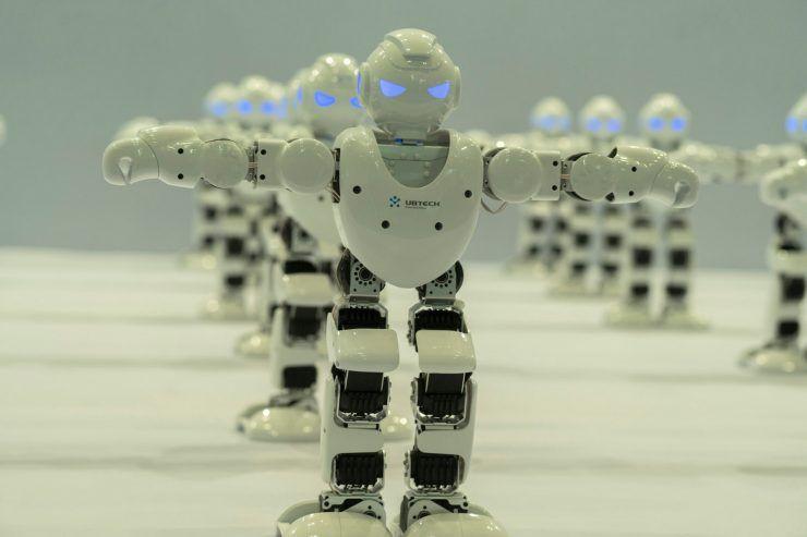 İşte dünyanın en küçük robotları! - Page 1