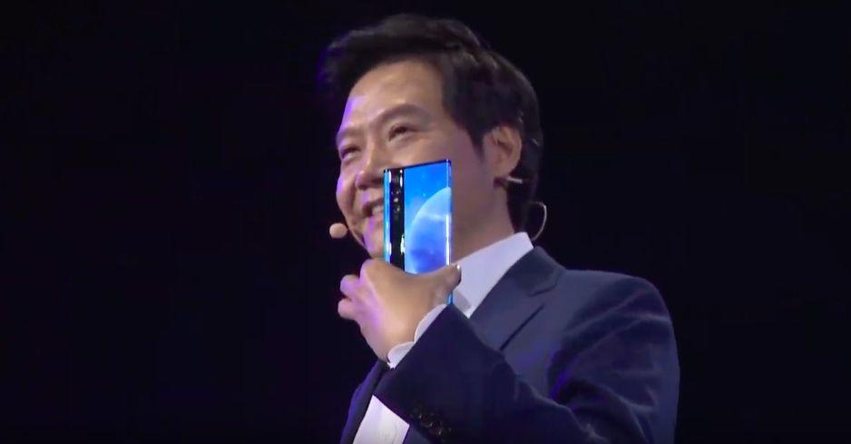 Xiaomi Mi Mix Alpha fotoğrafları! - Page 1