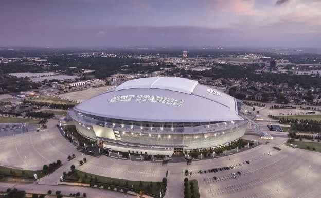 Dünyanın teknoloji harikası 6 stadyumu! - Page 4