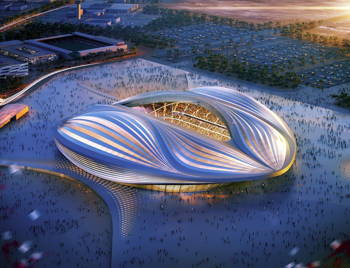Dünyanın teknoloji harikası 6 stadyumu! - Page 1