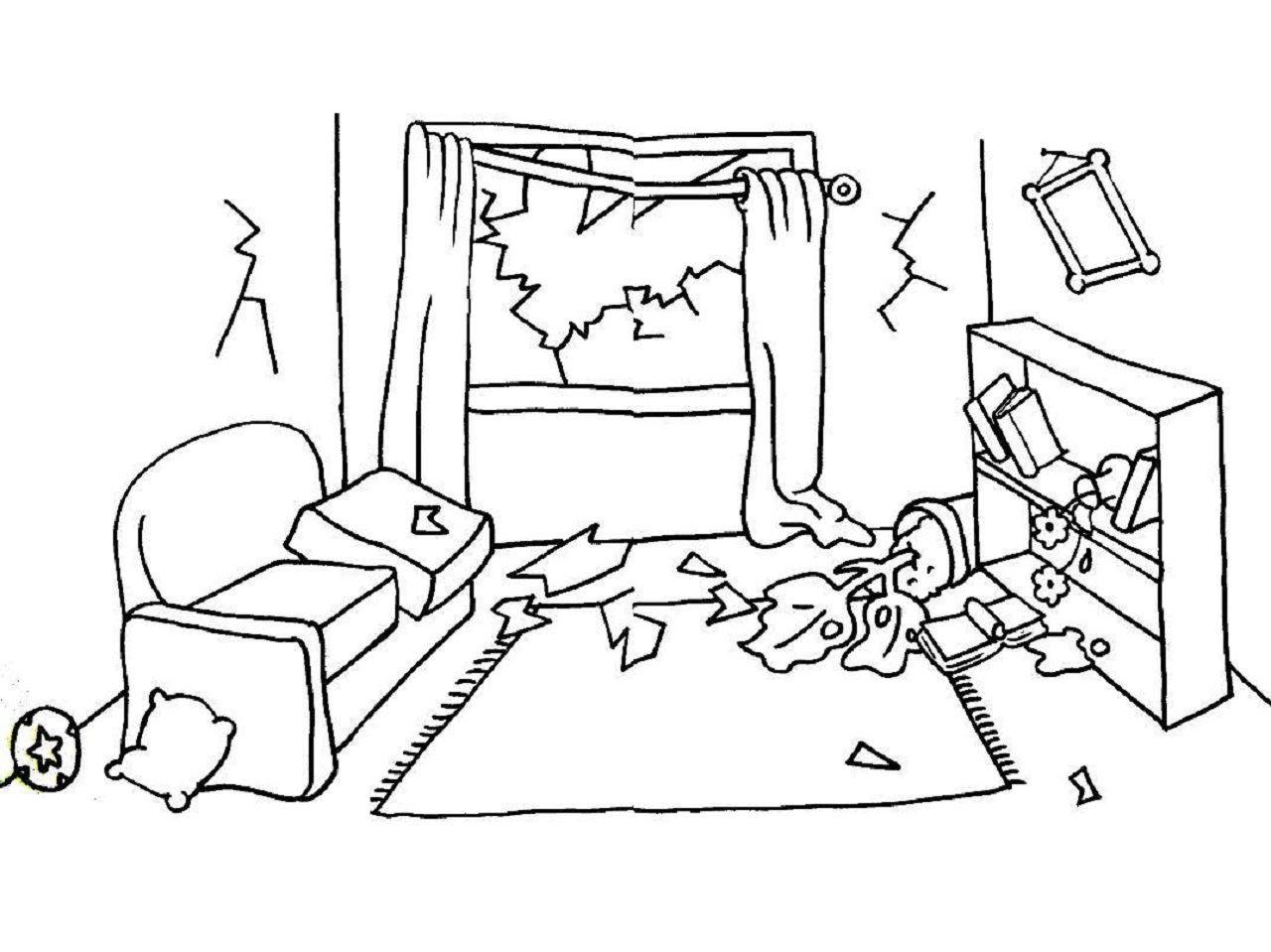 Deprem sonrasında yapılması gerekenler! - Page 1