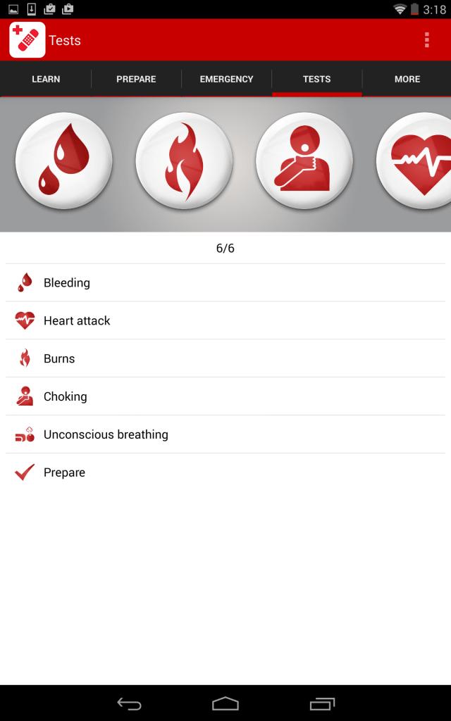 Depremde hayat kurtaracak mobil uygulamalar - Page 4