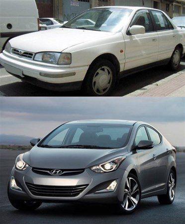 Otomobil modellerinin ilk ve son halleri! - Page 4