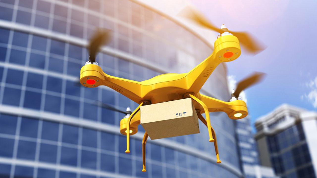 Atos'tan sağlık sektörüne drone'lu hizmet