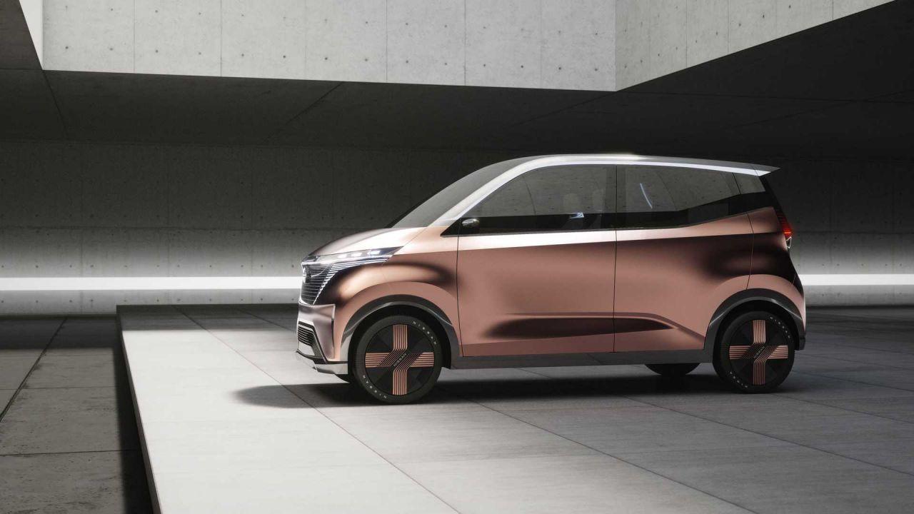 Nissan IMk Concept farklı tasarımı ile dikkat çekiyor - Page 3