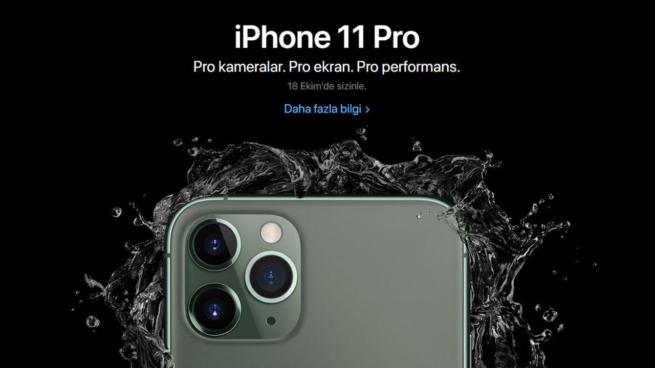 iPhone 11 Pro modelleri beklentiyi karşılayamadı