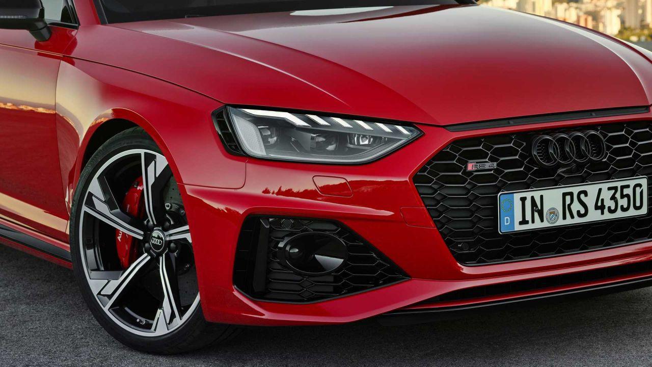 Makyajlı 2020 Audi RS 4 Avant kendini gösterdi - Page 2