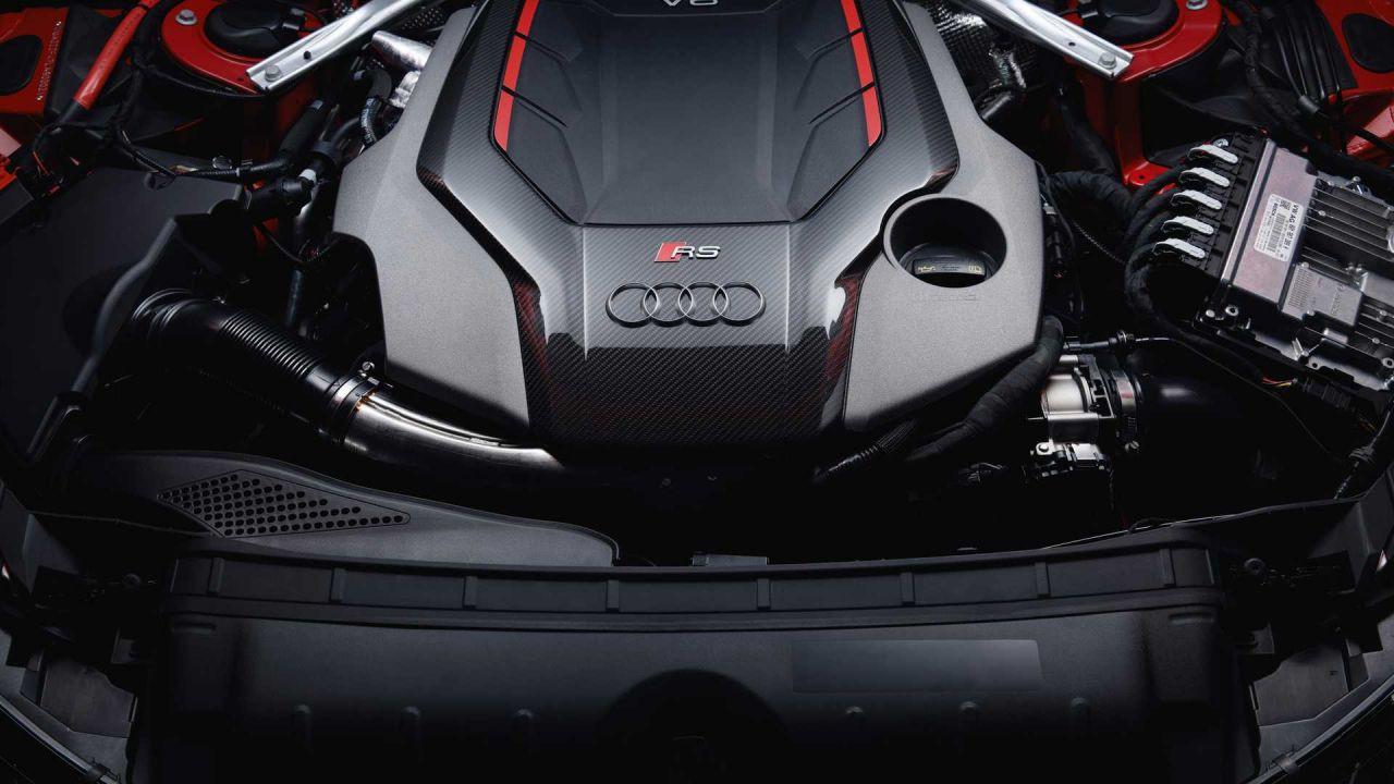Makyajlı 2020 Audi RS 4 Avant kendini gösterdi - Page 4