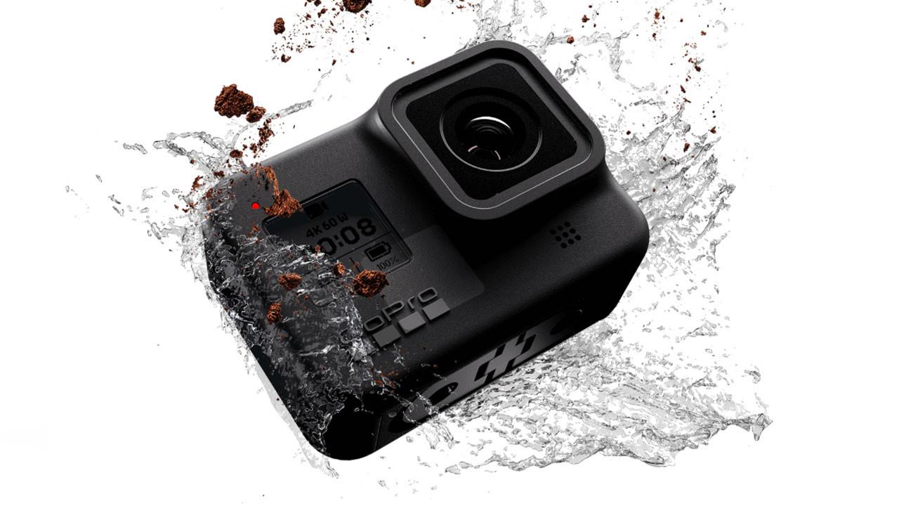 GoPro Hero 8 Black detaylı bakış